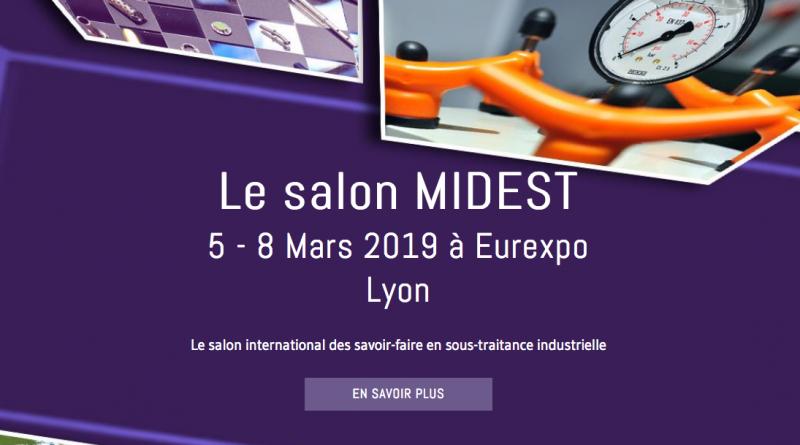 Decayeux STi au Midest de Lyon