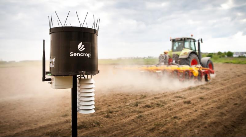 Sencrop, Start-up spécialisée dans l'agriculture de précision recherche un(e) commercial(e) international.