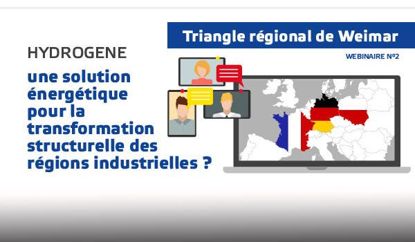 L'hydrogène, une solution pour la transformation des régions industrielles ?
