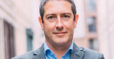 Thomas André, nouveau directeur des ventes d'Edding France.