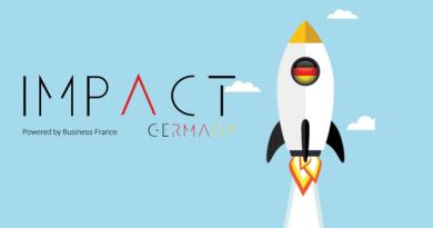 IMPACT ALLEMAGNE 2021 – Programme d'accélération start-up