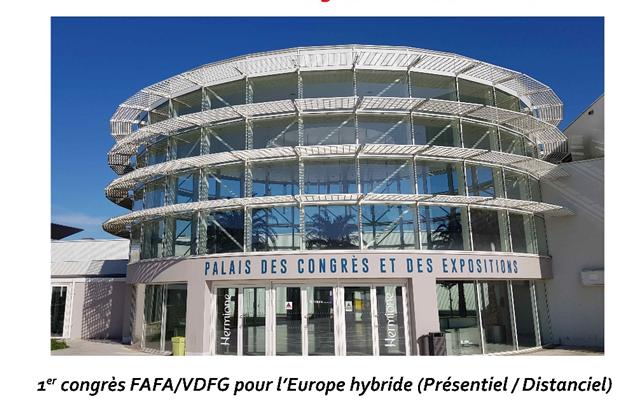 Présentation du 65ème congrès FAFA.VDFG.