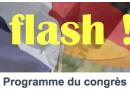 Découvrez le programme du congrès des 65 ème rencontres franco-allemande