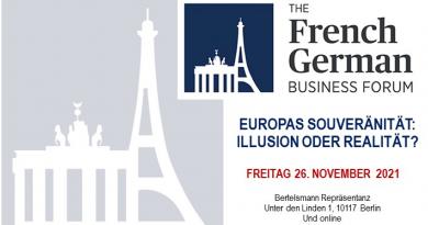 """""""Europas Souveränität: Illusion oder Realität?"""""""